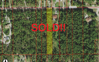 XXX 2nd AVE. SE. NAPLES, FL.34120 – SOLD!!