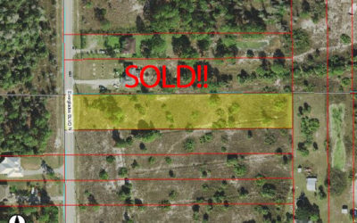XXX EVERGLADES BLVD. N. NAPLES, FL.34120 – SOLD!!
