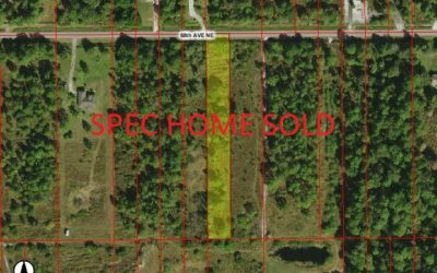2582 68th Ave. NE. NAPLES, FL.34120 – SPEC HOME SOLD
