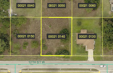 3410 12TH ST W  LEHIGH ACRES FL 33971