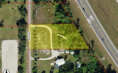 1.55 ACRE NAPLES CITY 63rd ST SW. AVAILABLE